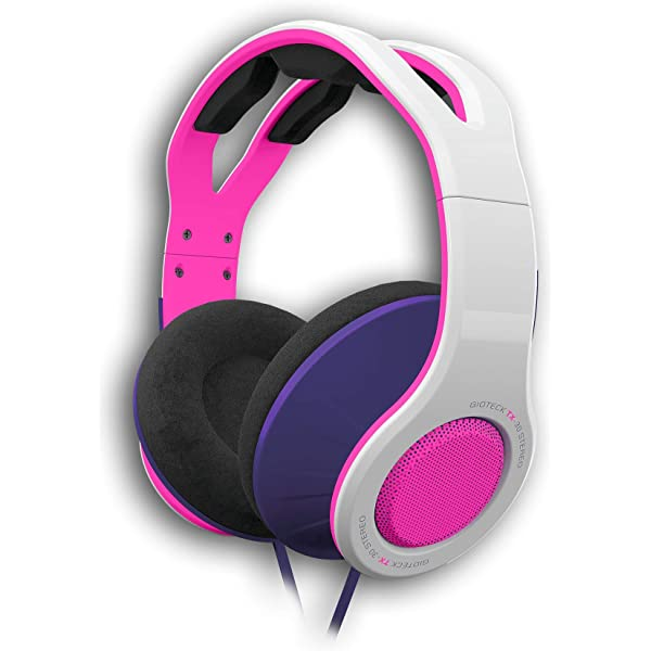 Gioteck TX30 Stereo Headset Red (Xbox