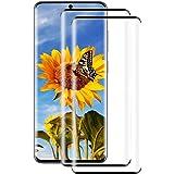 [2 Unidades] Protector de Pantalla de Cristal Templado para Samsung Galaxy S20, Antiarañazos, Dureza 9H, Antihuellas, Cristal