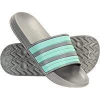 Mountain Warehouse Womens Sliders- Comfy Modern Slip On Ladies Sandals. Casual Summer Shoes. Great for in The Garden, at…