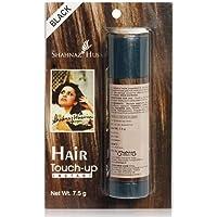 Shahnaz Husain Hair Touch-Up, Black, 7.5g (Pack of 2)