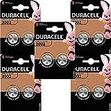 Duracell 10 X Duracell 2032 CR2032 Lithium Batteries