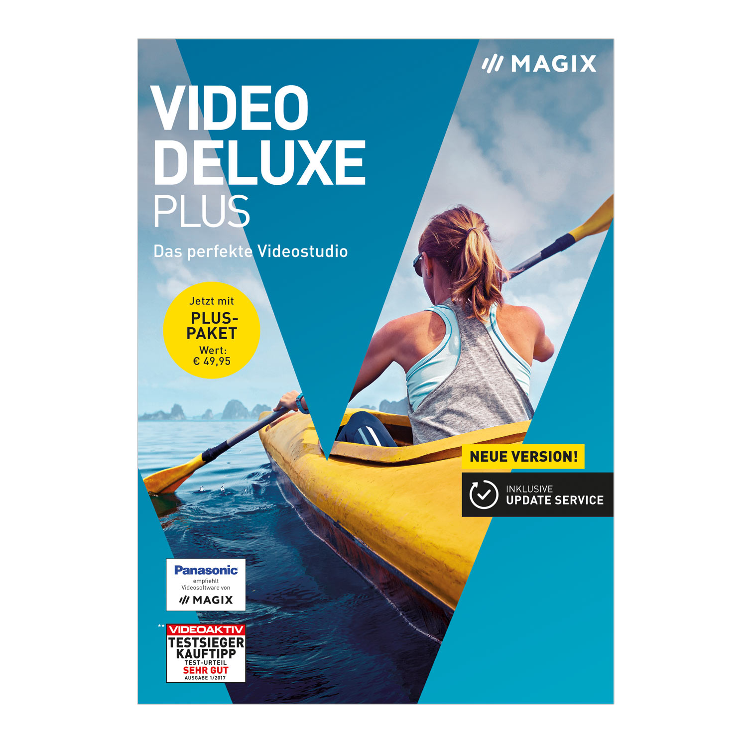 Video deluxe – 2018 Plus – Ihr persönliches Videostudio [Download]