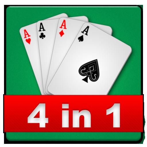 Solitaire Kartenspiel Pack (Freecell Kartenspiel)