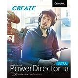 CyberLink PowerDirector 18 Ultra | PC | Codice d'attivazione per PC via email