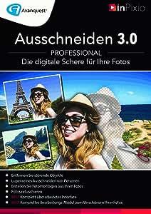 ausschneiden 3 0 professional die digitale schere f r ihre fotos windows 10 8 7 vista xp. Black Bedroom Furniture Sets. Home Design Ideas