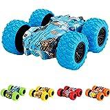107 Auto a trazione posteriore con doppia inerzia, veicoli ad attrito, auto fuoristrada in miniatura per auto acrobatiche dei