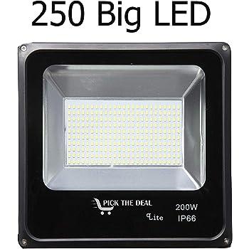 Generic RE20180033 200-Watt Flood Outdoor Light (White)