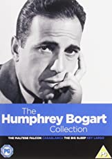 The Humphrey Bogart 4 Movies Collection: The Maltese Falcon + Casablanca + The Big Sleep + Key Largo (4-Disc Box Set) (Slipcase Packaging + Fully Packaged Import)