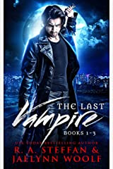 The Last Vampire: Books 1-3 Paperback