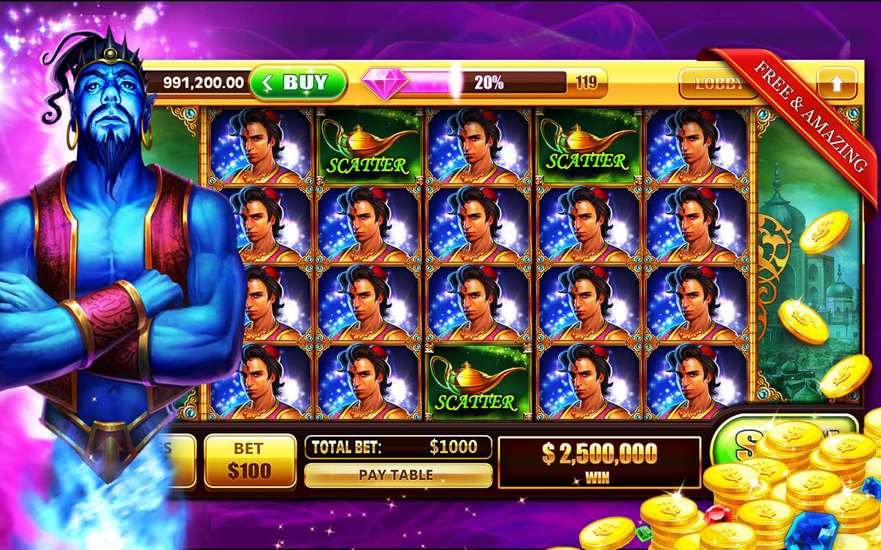 Slot Machine For Free
