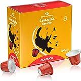 Consuelo - capsules de café compatibles Nespresso* - Classico, 50 capsules