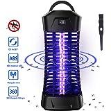 DAYOUNG Zanzariera Elettrica,UV Lampada Antizanzare Elettrico Trappola per Mosche Lampade Antizanzara Contro Insetti…