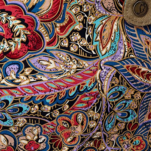 Chang Spent borsa tracolla messenger bag tote bag di tela di tendenza delle donne , a a