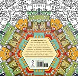 Image de Fantastic Cities: A Coloring Book of Amazing Places and Imagined