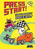 Press Start! #3: Super Rabbit Racers!: A Branches Book (Library Edition)