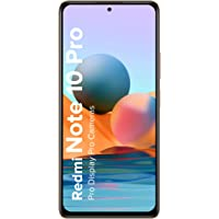 Redmi Note 10 Pro (Vintage Bronze, 6GB RAM, 128GB Storage) -120Hz Super Amoled Display | 64MP Camera with 5MP Super Tele…