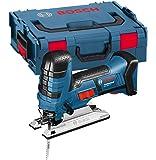 Bosch Akku-Stichsäge GST 18 V-LI S, Solo Version, L-BOXX 06015A5101