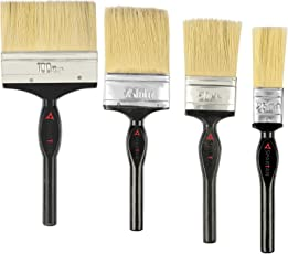 Spartan Paint Brush  Multicolour set of 4 (100 MM+ 75 MM +50MM+25MM)
