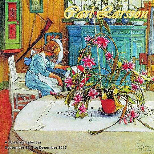 Carl Larsson Calendario 2017