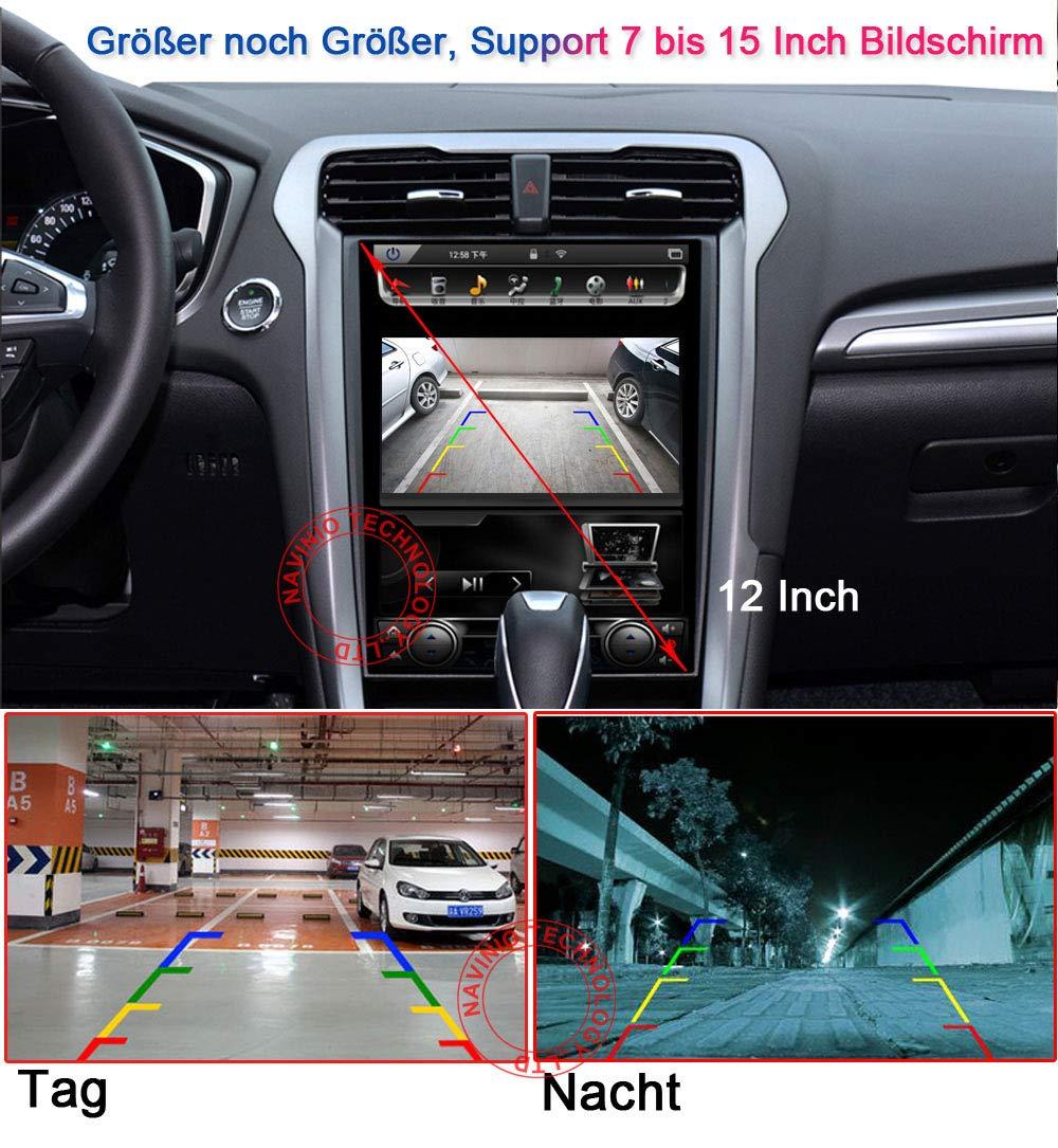 HDMEU-Auto-Rckfahrkamera-verbesserte-Einparkhilfe-mit-8IR-Nachtsicht-Weitwinkel-Hoche-fr-Europe-Renault-Fluence-2011-2014-Dacia-Duster-LatitudeScenic-23-Megane-3-Cabrio-Clio-4