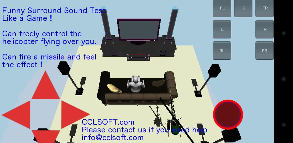 Surround Test - 2