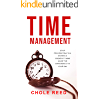 Time Management: Stop Procrastinating, Enhance Creativity and Make a Difference in Your Day (Spanish Edition)