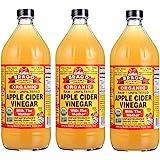 Bragg - Organic Apple Cider Vinegar - 473ml: Amazon.es: Salud ...