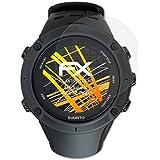 atFoliX Folie für Suunto Ambit3 Peak Displayschutzfolie - 3 x FX-Antireflex-HD hochauflösende entspiegelnde Schutzfolie