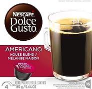 NESCAFÉ Dolce Gusto Americano Coffee capsules (Pack of 1)