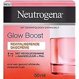 Neutrogena Glow Boost Revitalizing Day Care, revitaliserende dagcrème met Neoglucosamine tegen eerste tekenen van huidveroude