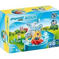 Playmobil Carrousel Aquatique Multicolore 70268