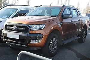 Autoclover Windabweiser Set Für Ford Ranger Ab 2012 4 Teilig Auto