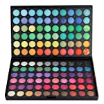 FantasyDay Pro 120 Colors Eyeshadow Makeup Palette Cosemetic Contouring Kit #1 - Ideal for Professional and Daily Use