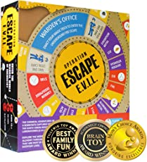 Kitki Escape Evil Fun Board Game Based on Chemistry and Magic for Boys and Girls, 8 Years+(Multicolour)