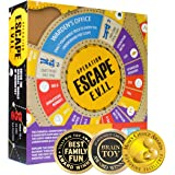 Kitki Escape Evil Fun Board Game Based on Chemistry and Magic for Boys and Girls, 8 Years+ (Multicolour)