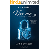 Kiss me like you love me 1: Let the game begin: Versione italiana