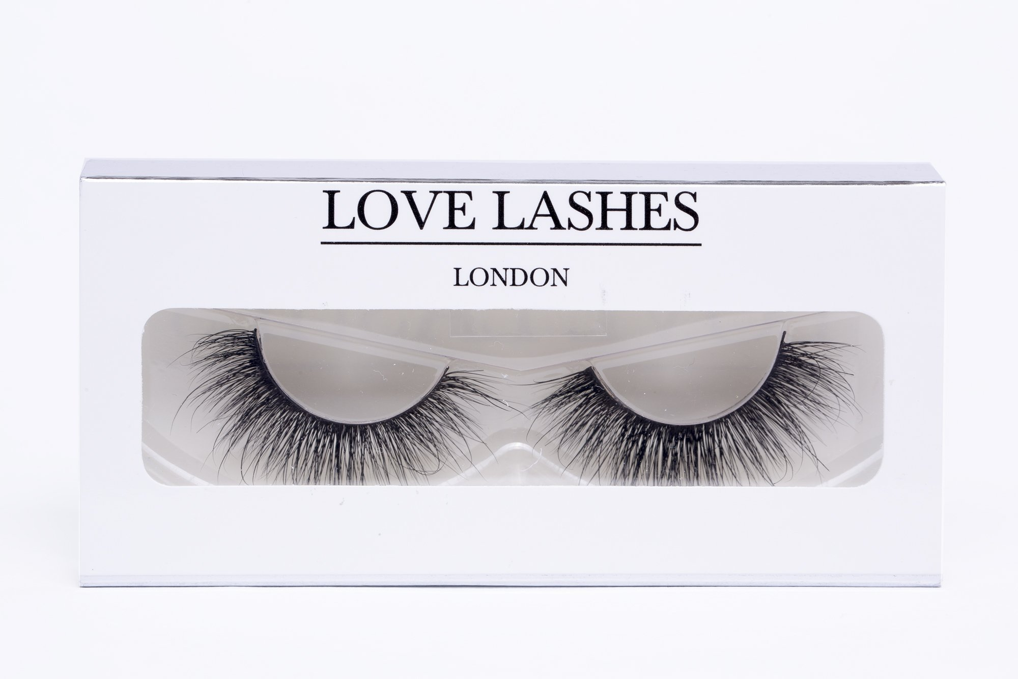 Love Lashes London Luxury Soft Lightweight Reusable Faux 3d Mink