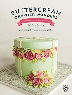 Awesome Buttercream One Tier Wonders 30 Simple And Sensational Personalised Birthday Cards Epsylily Jamesorg