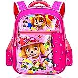 Tomicy Mochilas Infantiles Guarderia Mochilas Infantiles Patrulla Canina Bolsas Escolares De Dibujos Animados para Niñas Y Ni