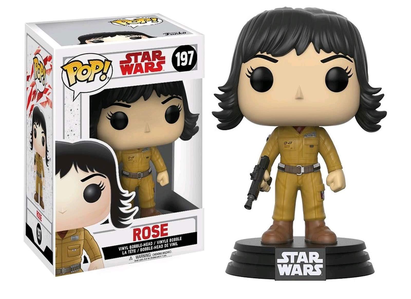 Funko Pop Rose (Star Wars 197) Funko Pop Star Wars