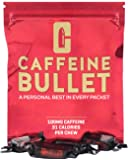 Caffeine Bullet Mint Energy Chews *4 – Faster Kick Than Pills, Gels and Gum. 100mg Caffeine - Sport Science for Running, Cycling, Gaming & A Pre Workout Endurance Boost.