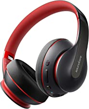 Anker Soundcore Life Q10 Wireless Bluetooth Headphones, Over Ear and Foldable, Hi-Res Certified Sound, 60-Hour Playtime and