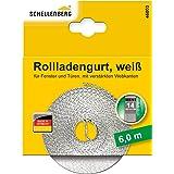 Schellenberg rolluikgordel 6 m wit