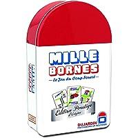 Dujardin Jeux - Milles Bornes - Le Jeu Du Coup-Fourré - Edition Prestige d'Origine