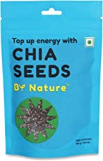 By Nature Chia Seeds, 100g