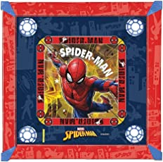 IndusBay Avengers Spiderman Carrom Board for Kids Size 20*20 inches Family Board Game Carrom Board for Kids