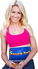 Buyerzone Smart Sauna Slimming Belt for Weight Loos and Fat Burning for Men and Women