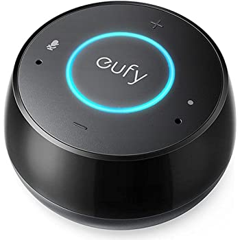 Eufy Genie AK-T1241211 Smart Speaker with Amazon Alexa (Black)