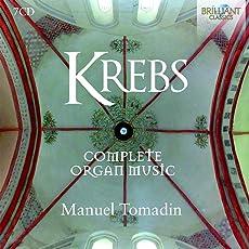 Krebs:Complete Organ Music