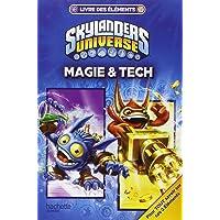 Skylanders - Le livre des éléments nº1: Magie et Tech